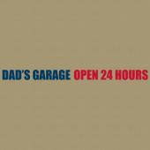 Garage 233 Wall Lettering