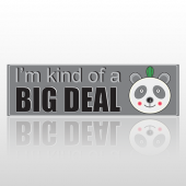 Big Panda 97 Bumper Sticker