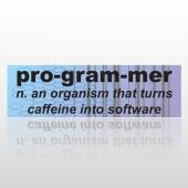 Programmer 116 Bumper Sticker