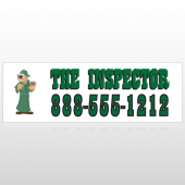 Inspector 245 Custom Decal