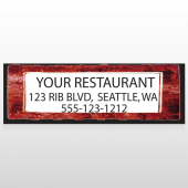 Restaurant Specials 370 Custom Decal