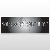 Silhouette Band 366 Custom Decal