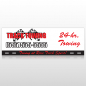 Towing 311 Custom Decal