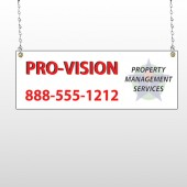 Property Management 247 Window Sign