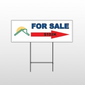 Moon Roof 725 Wire Frame Sign