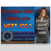 Amp Morning Show 439 Custom Decal