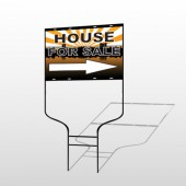 House Sale 719 Round Rod Sign