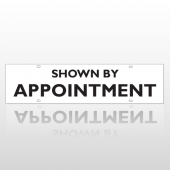 Shown By Appointment Only Rider