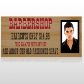 Barbershop Cuts 287 Custom Decal