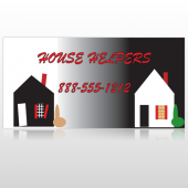 Househelper 245 Site Sign