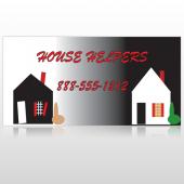 House Helper 245 Custom Decal