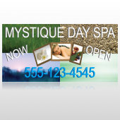 Mystique Spa 492 Custom Decal