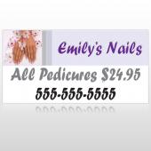 Nails 295 Custom Decal