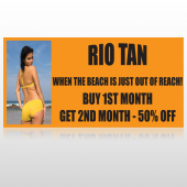 Rio Tan Beach 489 Custom Decal