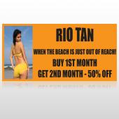 Rio Tan Beach 489 Custom Decal