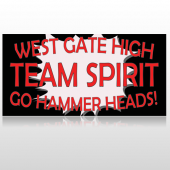 Team 43 Site Sign