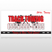 Towing 126 Custom Decal