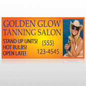 Golden Glow 491 Custom Decal