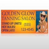 Golden Glow 491 Custom Decal