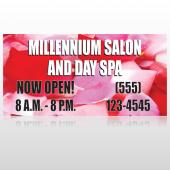 Millennium Spa 493 Custom Decal