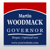 Governor 132 Custom Decal