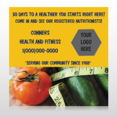Healthy Tomato 404 Custom Decal