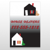 House Helper 245 Custom Decal