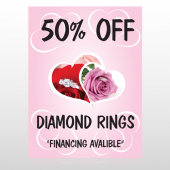 Pink Rose-Hidden Ring 399 Custom Decal