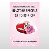 Pink Rose Hidden Ring 400 Custom Decal