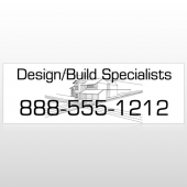 Builder 35 Custom Decal