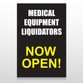 Medical Liquidators 98 Custom Decal