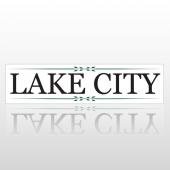 Lake City 208 Street Sign