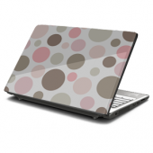 Floating Bubbles Laptop Skin