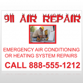 AC Repair 251 Custom Decal