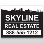 Skyline 38 Custom Sign