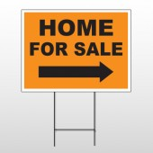 Home For Sale 34 Wire Frame Sign