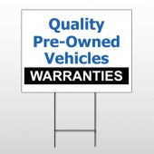 Pre-owned 148 Wire Frame Sign