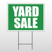 Yard Sale 97 Wire Frame Sign