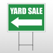 Yard Sale Arrow 96 Wire Frame Sign