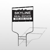 Skyline 38 Round Rod Sign