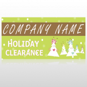 Holiday Clearance 13 Custom Decal