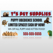 Pet Supplies 305 Site Sign