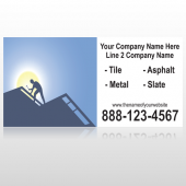Roofing 258 Custom Decal