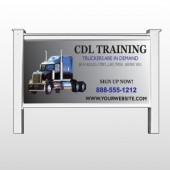 CDL Training 155 48&quot;H x 96&quot;W Site Sign