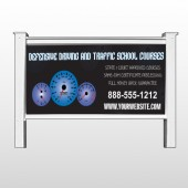 Traffic School 152 48&quot;H x 96&quot;W Site Sign