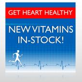 Heart Healthy 140 Custom Decal