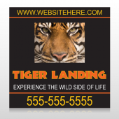 Tiger Landing 303 Site Sign