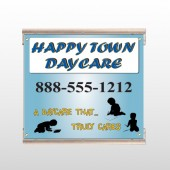 True Happy Care 182 Track Sign