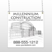 Builder 36 Window Sign