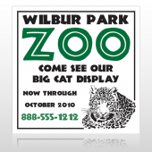 Zoo 127 Floor Decal